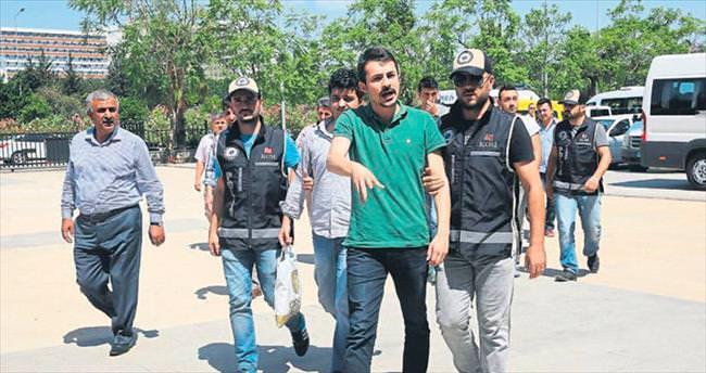 FETÖ'nün polisleri tehditler savurdu