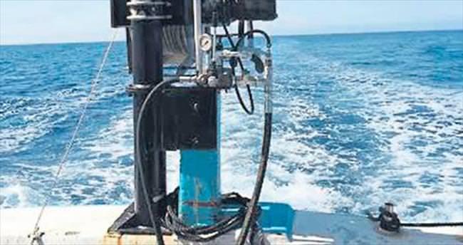 Okyanuslarda örnekleme etkinlikleri
