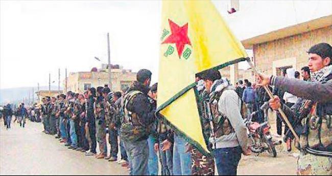 Örgüt, rejimle birlikte Kürtleri hedef alıyor