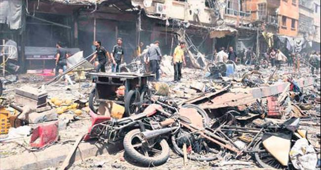 Vakum bombalı katliam: 35 ölü