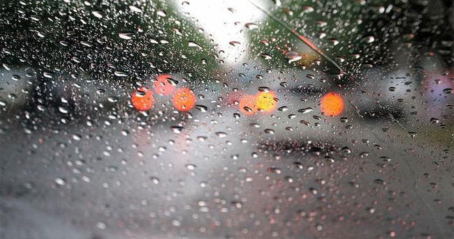 Yağış geliyor!