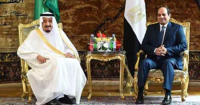 Mısır-Suudi Arabistan anlaşması