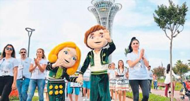 EXPO 2016'ya giriş bayramda 15 lira