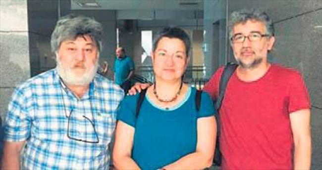 Terör tutuklularına CHP'den ziyaret