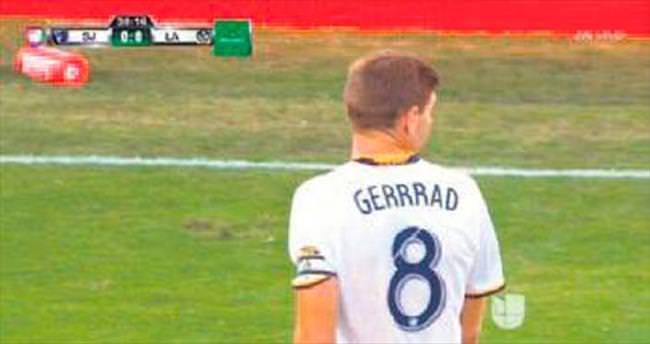 Gerrard'da 'Sarbi' vakası