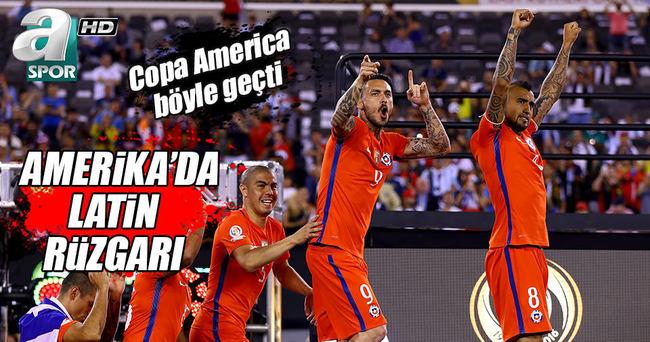 Copa America'nın 100. yılı böyle geçti
