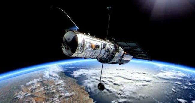 NASA, Hubble'un görev süresini 5 yıl uzattı