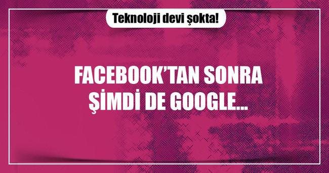Google CEO'su Sundar Pichai de hacklendi
