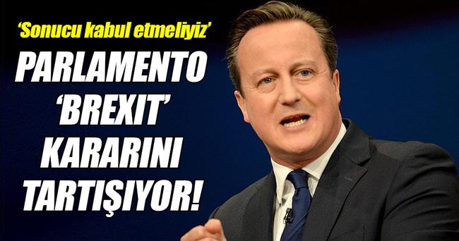 Cameron: Referandum sonucu kabul edilmeli