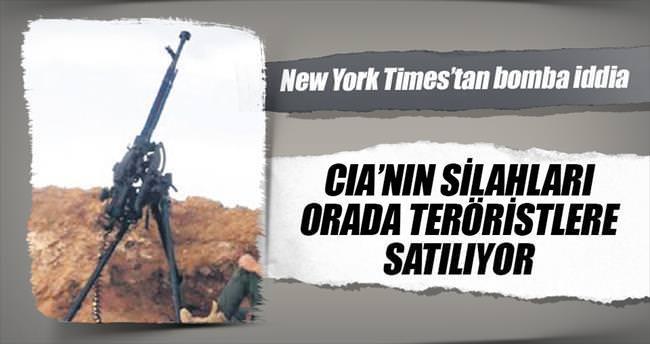 CIA'nın silahları karaborsada teröristlere satılıyor