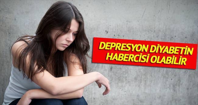 Diyabetle depresyon arasında bağ var