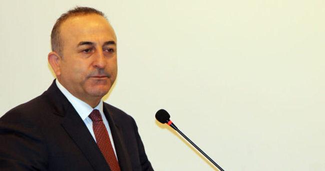 Dışişleri Bakanı Çavuşoğlu'ndan telefon trafiği