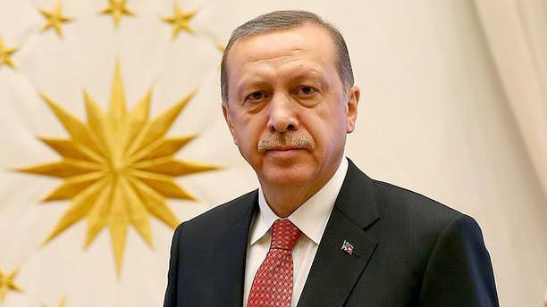 Erdoğan Kara Kuvvetlerinin kuruluş yıl dönümünü kutladı