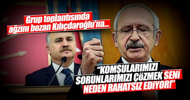 Ağzını bozan Kılıçdaroğlu'na AK Parti'den cevap