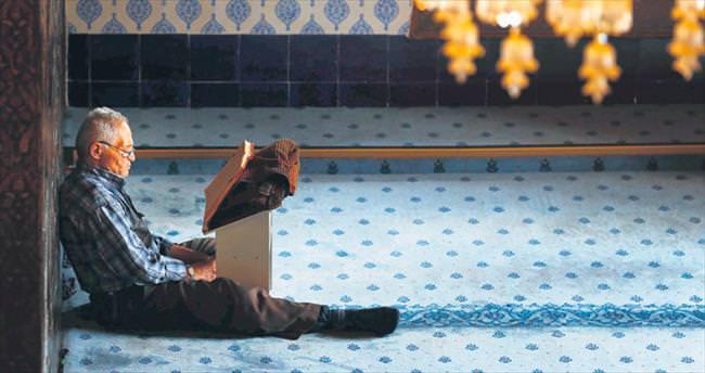 Başkentte 94 camide itikaf zamanı
