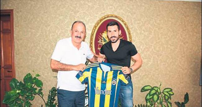 Fenerbahçeli Şener Fethiye'de