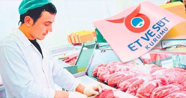 İstanbul'da yüksek et fiyatına ESK formülü