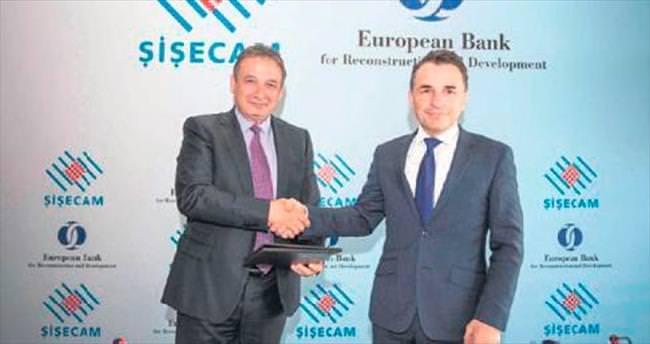 Şişecam ve EBRD'den geri dönüşüm girişimi