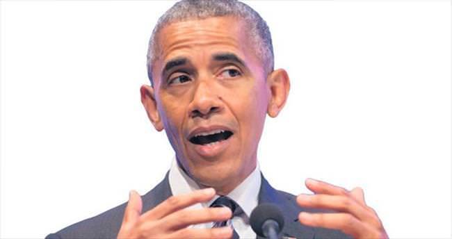 'Obama mutabakattan memnun'