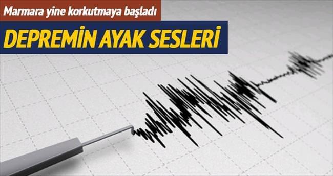 'İki deprem gerilimin arttığının göstergesi'