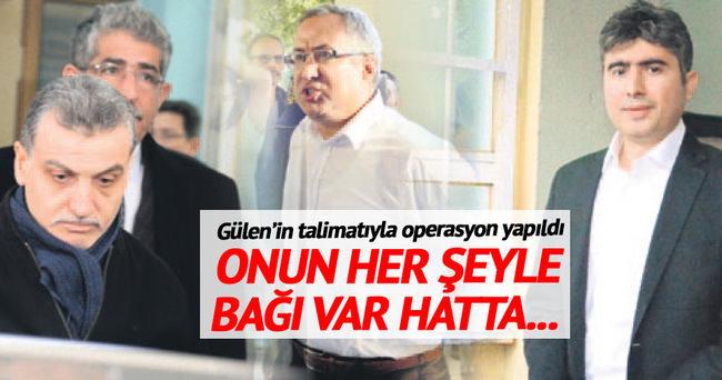 Tahşiye davasından: Fetullah Gülen'in her şeyle bağı var...