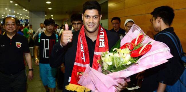 Hulk rekor paraya Çin'de!