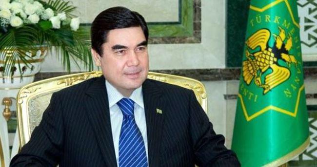 Türkmenistan Devlet Başkanı taziye mesajı gönderdi