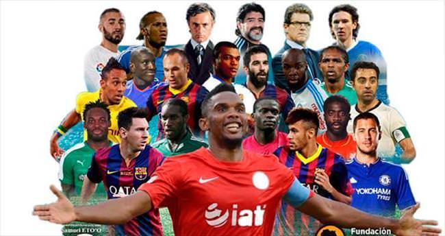 Futbolun yıldızları Antalya'ya geliyor