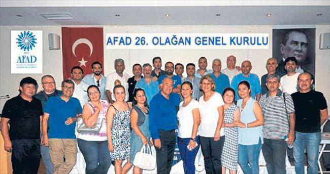 AFAD'da yeni dönem, Sezer yeniden başkan