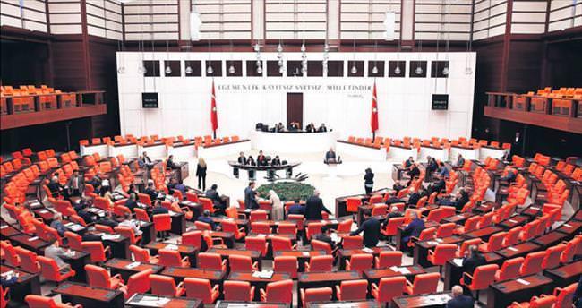 Meclis'te dört siyasi partiden ortak kınama