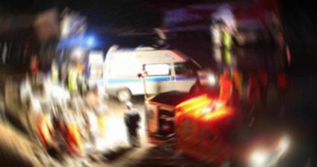 Şanlıurfa'da minibüs devrildi: 1 ölü, 4 yaralı