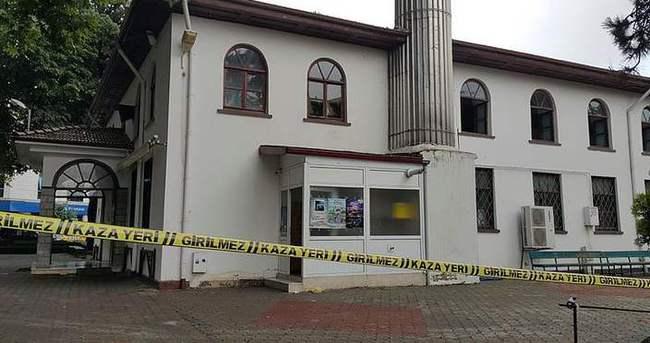 Sakarya'da bir kişi minarede ölü bulundu