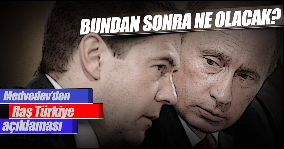 Medvedev bugün Türkiye paketini açıklayacak
