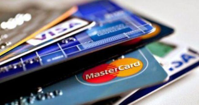 Kredi kartında rekor kırdık!