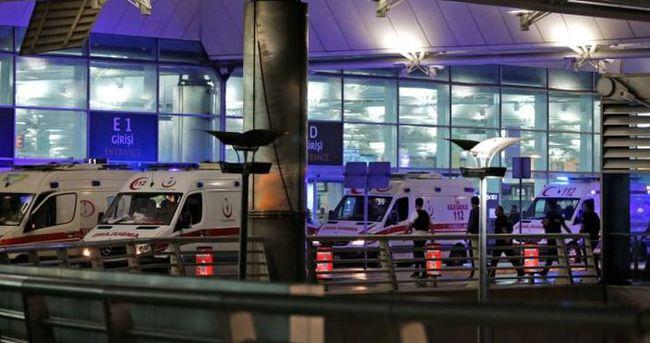 Atatürk Havalimanı'ndaki saldırıda ölenlerin sayısı 43'e çıktı