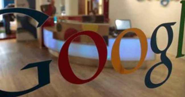 Google'ın ofisine baskın