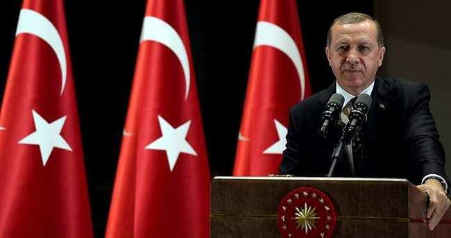 Cumhurbaşkanı Erdoğan Kocaeli'ye gitti