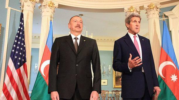 Kerry ve Aliyev'den kritik görüşme!