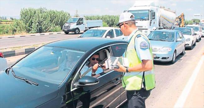 İzmir'de polisin bayram alarmı