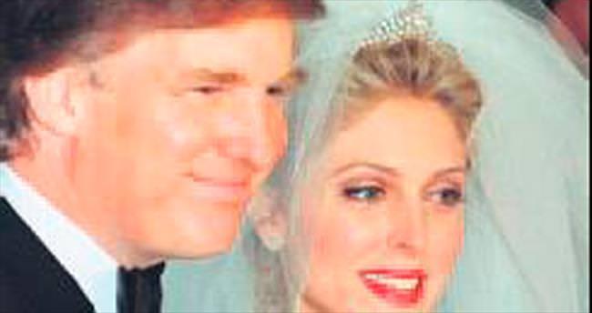 Trump'ın nişan yüzüğü, 300 bin dolara satıldı