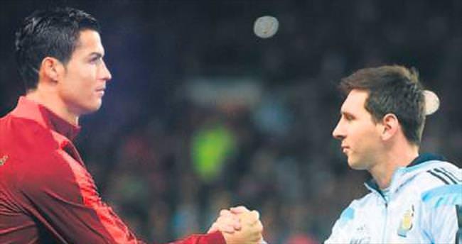 Messi'nin ağladığını görmek beni üzdü