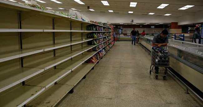 Venezuela'da krizi anlatan fotoğraflar
