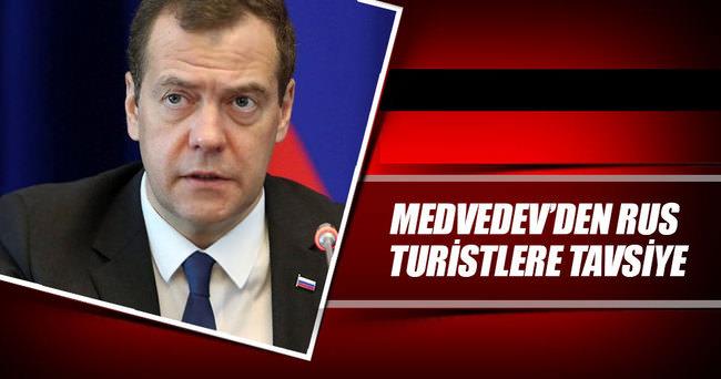Türkiye'de tatil yapmayı seven Rus turistler, bu olanağı bu sezon elde etmelidir