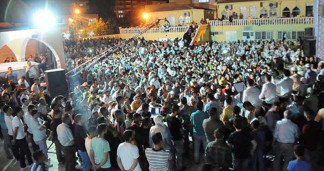 Şırnak'ta Kadir Gecesi