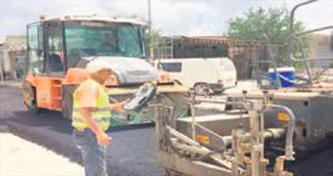 Polatlı Sanayi'de yollara altyapı engeli