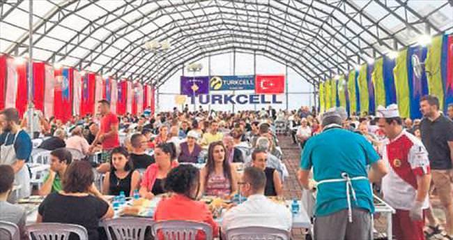 Kosova'da Turkcell iftarında buluştular