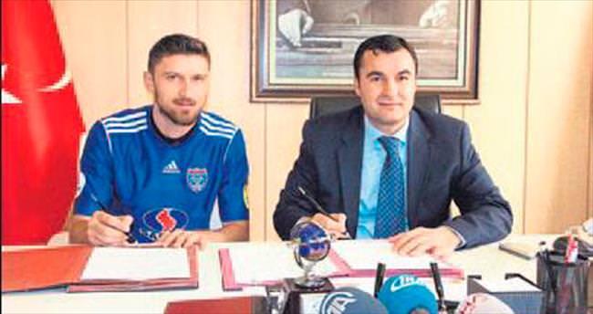 Gaziantep Büyükşehir iki oyuncu transfer etti