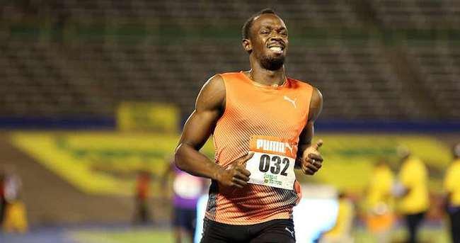 Rio 2016 öncesi Usain Bolt'tan şok haber