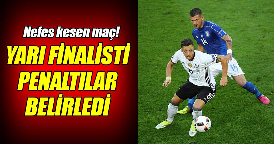 Almanya yarı finalde!