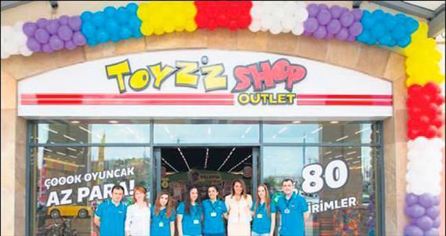 Toyzz Shop'un ilk outleti Ankara'da